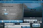 EarthSoft Bluray To MP3 Converter Screenshot