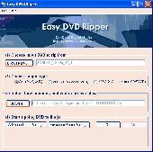 Easy DVD Ripper Screenshot