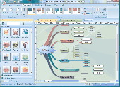Edraw Mind Map Screenshot