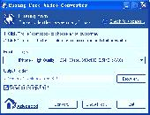 Eusing Free Video Converter Screenshot