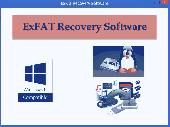 ExFAT Recovery Software Screenshot