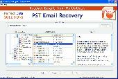 Screenshot of Export Microsoft Outlook Emails