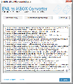 Export Windows Live Mail to Entourage Screenshot