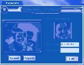 Screenshot of FaceGate