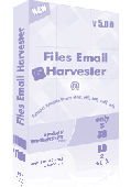 Files Email Harvester Screenshot