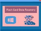 Flash Card Data Recovery Screenshot