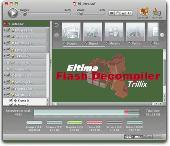 Flash Decompiler Mac Screenshot