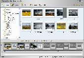 Screenshot of Flash Slideshow Builder