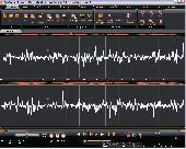FlexiMusic Audio Editor Screenshot
