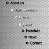 Fluid Template Screenshot