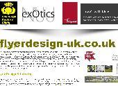 Flyer Design Screenshot