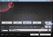 Screenshot of Free Audio to Flash Converter