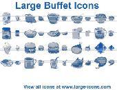 Free Buffet Icons Creator Screenshot