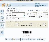 Screenshot of Free Mac Barcode Generator