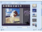 Screenshot of Free Photo Album Maker