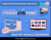 Free PowerPoint to DVD Converter Screenshot