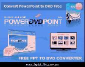 Screenshot of Free PowerPoint to DVD Converter