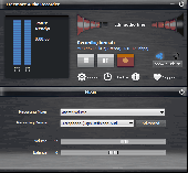 Freemore Audio Recorder Screenshot