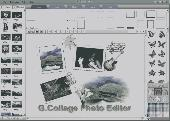 G.Collage Photo Editor Screenshot