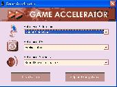 Screenshot of Game Accelerator