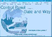 Gate-and-Way Backup Screenshot