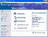 Screenshot of Genie Backup Manager Professional