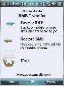 GodswMobile SMS Transfer Screenshot