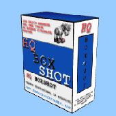 Screenshot of HQ BoxShot