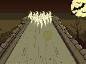 Halloween Bowling Screenshot