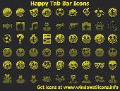 Happy Tab Bar Icons Screenshot