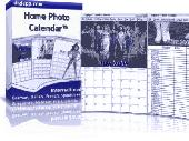 Home Photo Calendar Screenshot