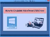 How to Undelete Files from USB Drive Screenshot