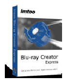 ImTOO Blu-ray Creator Express Screenshot