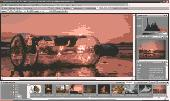 Screenshot of Image Compressor 2008