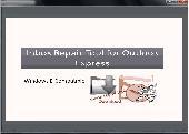 Screenshot of Inbox Repair Tool for Outlook Express