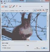 Inpaint Tool Screenshot