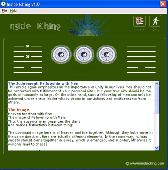 Inside IChing Screenshot