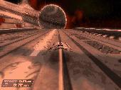 Screenshot of Jet Lane Racing