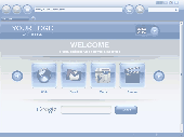 Screenshot of Kiosk Software