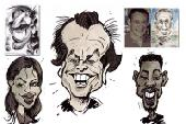 Learn To Draw Caricatures Screenshot