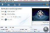 Screenshot of Leawo Free MKV to iPhone Converter