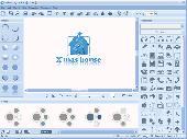 Screenshot of Logo Design Software