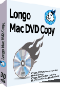 Longo Mac DVD Copy Screenshot