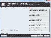 MDT FileRecovery Screenshot