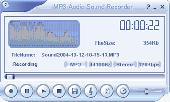 MP3 Audio Sound Recorder Screenshot