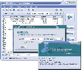 MP3 CD Ripper Screenshot