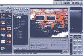 Screenshot of MPEG Video Wizard DVD