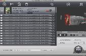 MacX Free DVD to FLV Converter for Mac Screenshot