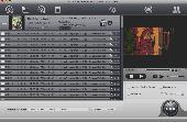 Screenshot of MacX Free DVD to MPEG Converter for Mac