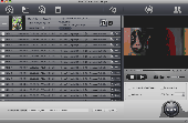 Screenshot of MacX iTunes DVD Ripper